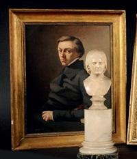vicomte alexandre philippe-joseph bruneteau de sainte-suzanne, fils du général by johannes gysbert vogel the younger
