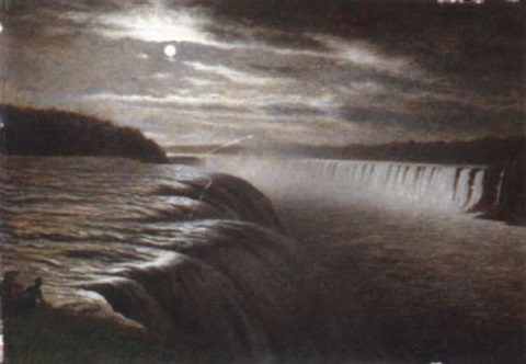 niagara falls by william h kay