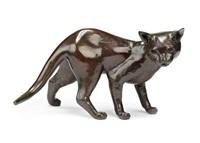 tom's cat 28cm (11in) wide by tom merrifield
