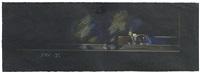 scalinata e corpo di guardia by enrico prampolini