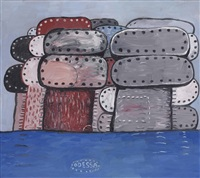odessa by philip guston