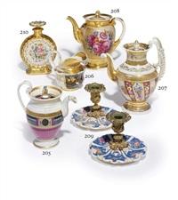 covered tea-pot by batenin factory