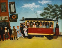 the tramway by samuel jakovlevic adlivankin