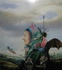 surrealistisch dierenrijk by eugene peeters
