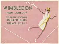 wimbledon by charles burton