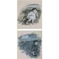 lost no. 1 (+ lost no. 2; 2 works) by feng shuo