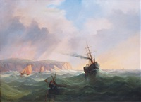 off dover by h. smyth
