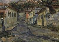 la rue des tatars, bachtchisara by valentina rakhina