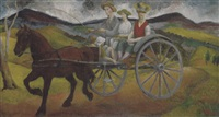 a sunday morning ride by george bernard duncan