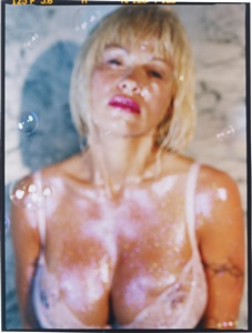 artwork by marilyn minter