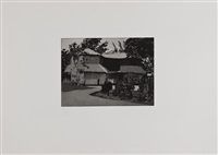 nine etchings (portfolio of 9) by hurvin anderson