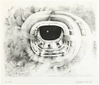 ninth stone by lee bontecou