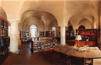 rockefeller archeological library by yuval yairi