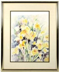 springtime impressions by annette perkins rogers