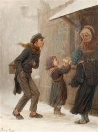 the potatoe seller by antony serres
