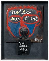 notes sur l'art by ben