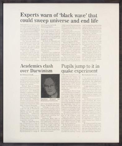 black wave by karl haendel