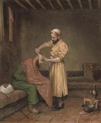 barbier à samarkand by archag
