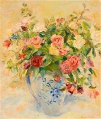 kytice růží by luisa cernowicka