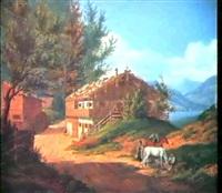 der grosse bauernhof by karl friedrich le feubure