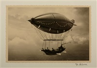 the balloon of jules verne by thomas herbrich