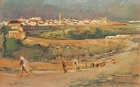 meknès by edmond vales