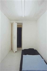 total isoliertes gästezimmer, rheydt by gregor schneider