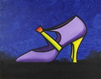 fancy women's shoe i by joe average