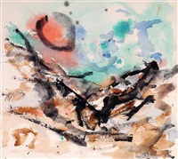 landscape by mordechai ardon