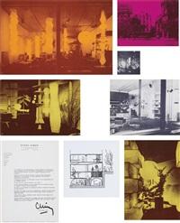 70 17 40 pochette (22 works) by steph simon