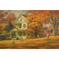 raking day by robert kennedy abbett