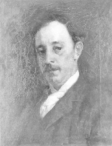 portrait of a gentleman by tudor st george tucker