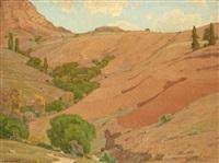 A California Landscape, 1937
