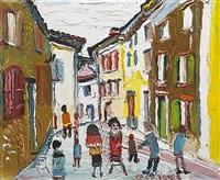 my street by fred yates
