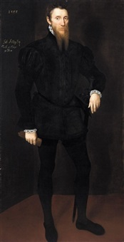 portrait of john astley by anglo-flemish school (16)