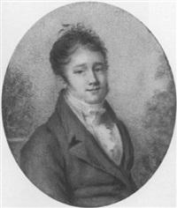 portrait de monsieur ladan-bockayry by firmin massot