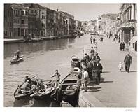 benátská ulice by jan lauschmann