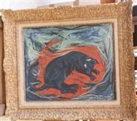 le chat by pierre de berroeta