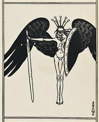 the undertaker's garland (bk by edmund wilson w/works, 8vo) by boris artzybasheff