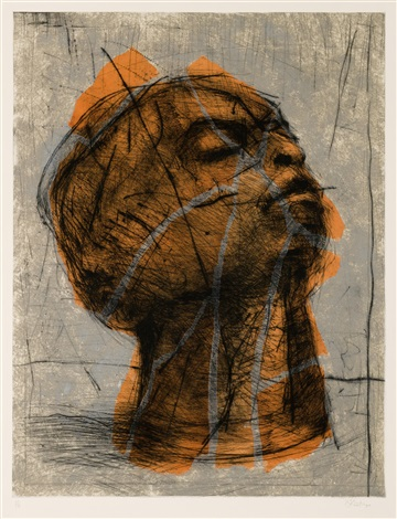 head by william kentridge