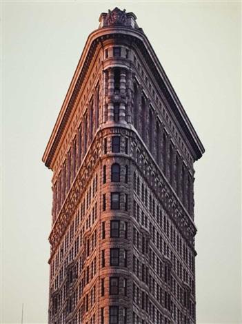 Flatiron Building New York By Reinhart Wolf