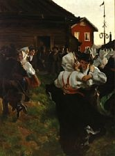 midsommardans by anders zorn