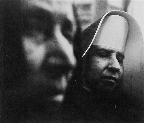 two nuns by leon levinstein