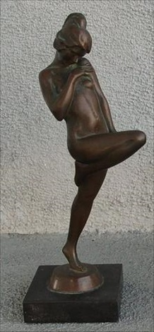 nude dancer by evelyn avord conway