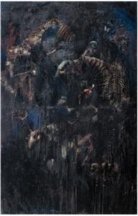 sans titre (diptych) by alexandre bagrat