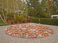 hollywood circle by richard long