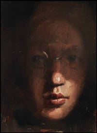 self-portrait by eric e. goldberg