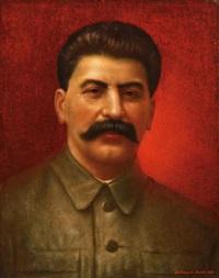 stalin by aleksandr aleksandrovich glazunov