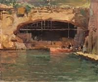 barca e mare by nicolo de corsi