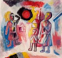 rote sonne by d. ischemgulow